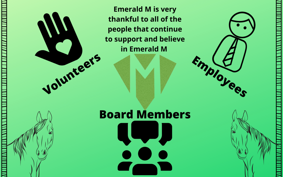The Emerald M Team