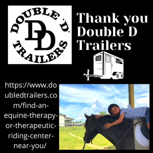 THANK YOU DOUBLE D TRAILERS